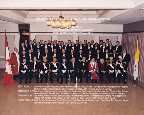 April 5, 1997 exemplification class
